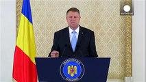 Klaus Johannis: Regierungswechsel löst nicht Rumäniens Probleme