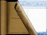 Word и Excel Office 2007   27 Excel Обзор рабочего пространства