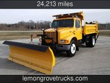 2000 International 4900  Used Commercials - Lake In The Hills,Illinois - 2013-12-05