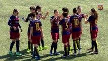 [HIGHLIGHTS] FUTBOL FEM (Liga): Transportes Alcaine - FC Barcelona (0-3)