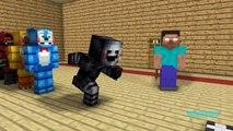 FNAF Monster School: Football Minecraft Animation (Five Nights At Freddys)