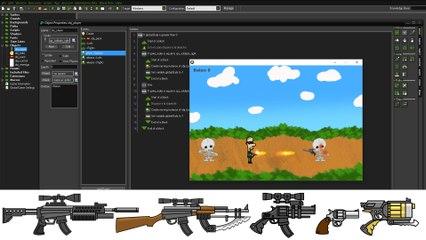 Hacer Objeto Disparar - Tutorial para Principiantes GameMakerStudio