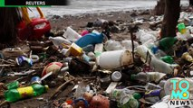 Ocean pollution: Davos report says plastic in oceans will outweigh fish by 2050 - TomoNews