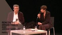 Rencontre Orhan Pamuk (2/3) - Cinéma du Réel 2016