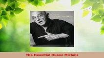 Download  The Essential Duane Michals Read Online