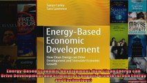 EnergyBased Economic Development How Clean Energy can Drive Development and Stimulate