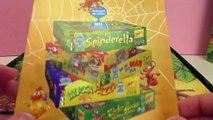 Jeu Spinderella pour enfants – Jeu pour enfants de l'année 2015 – Qui file gagne ! Unboxin