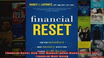 Financial Reset How Your Mindset About Money Affects Your Financial WellBeing