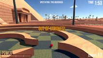 BOUNCE BOUNCE BOUNCE GOLF WITH FRIENDS Lets Play GwF Dhalucard