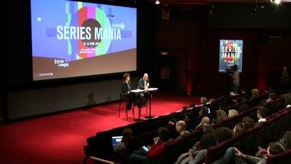Conférence de presse Séries Mania 7