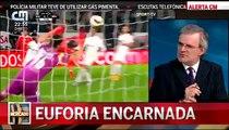 Benfica BENEFICIADO nos DIAS DE DESCANSO após os jogos europeus