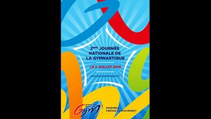 Journée Nationale de la Gymnastique 2016 - Collectif France GAM