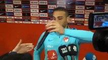 """Cenk Tosun: """"Attığım gollere sevinemiyorum"""""""