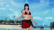 Dead or Alive Xtreme 3 - PS4 - All the Intro Cutscenes...