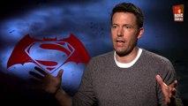 Batman v Superman | Ben Affleck - Interview with Batman
