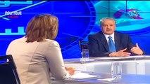 Algérie - émission avec Abdelmalek Sellal le premier ministre de la république algérienne