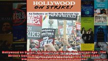 Hollywood on Strike An Industry at War in the Internet Age  The Writers Guild WGA