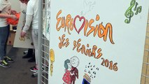 Ham/Roye : Les lycéens hamois ouvrent l'eurovision des séniors en musique
