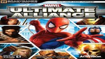 Download Marvel  Ultimate Alliance  BradyGames Signature Series Guide