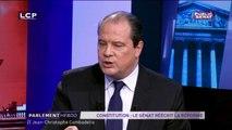 Révision constitutionnelle : « Le Sénat a commis une faute politique » accuse Cambadélis