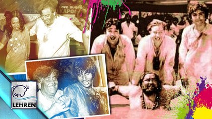 Why R.K.Studio's HOLI Parties Are Part Of The History ??