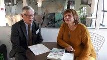 Claude Delbos au 13e Salon Maçonnique du Livre de Paris - 2015