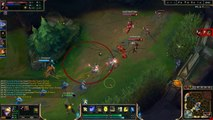 League of Legends Ezreal Adc Gameplay