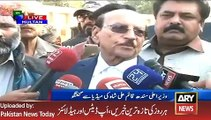 ARY News Headlines 31 January 2016, CM Sindh Qaim Ali Shah Media Talk