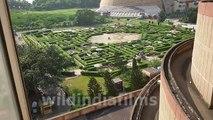 Top view  Science City - Kolkata (Calcutta), India -Tourist Attraction