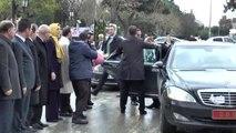 Başbakan Yardımcısı Yalçın Akdoğan Tekirdağ'da