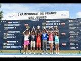 Championnat de Frances des Jeunes 2015 : Le résumé des finales