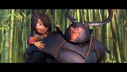 Kubo and the Two Strings Official Trailer #2 (2016) - Charlize Theron, Rooney Mara Animated Movie H