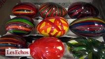 Jacques Génin : dans les coulisses de la fabrication des œufs de Pâques