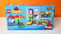 Lego Duplo Superman Construction Toys Superheroes Marvel Heroes Construcciones para Armar