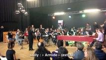 Instant musical au collège de Moulins