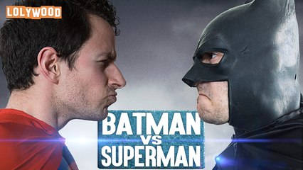 LOLYWOOD - Batman VS Superman