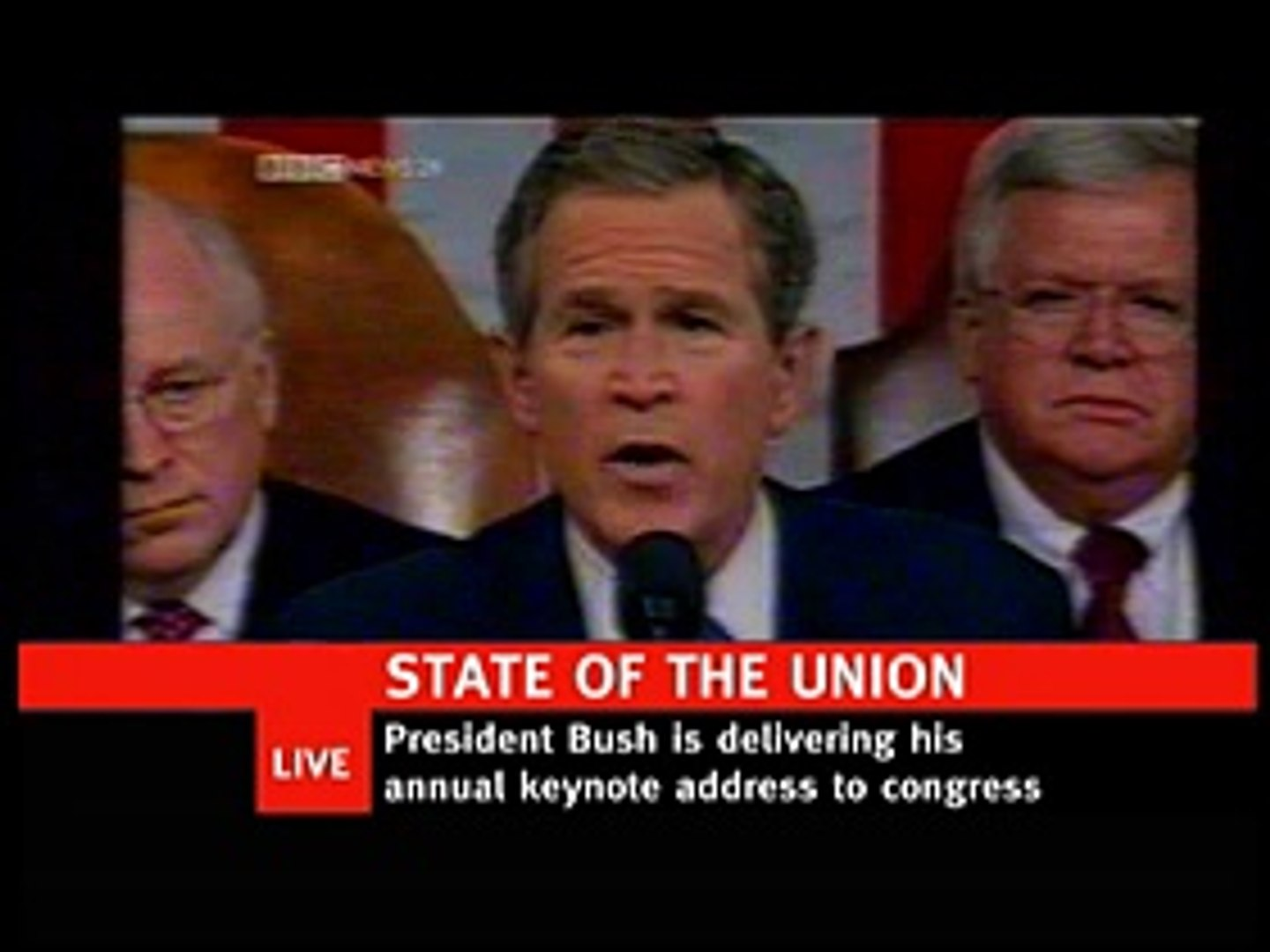 George W Bush State Of The Union So Funny It Hurts Video Dailymotion