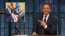 Late-night laughs: Obama goes to Cuba