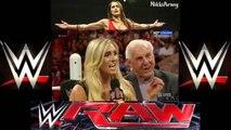 WWE Raw: Brie Bella & Charlotte Segment