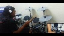 Dream Theater Metropolis Part 1 Drum Cover (Matt)