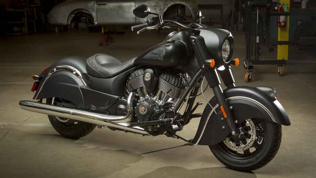 2016 Indian Dark Horse First Look - Striking an ideal balance of attitude and features