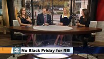Panel Discussion: REIs Decision To Stay Closed During Thanksgiving & Black Friday