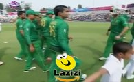 How Umar Akmal is Showing Anger For Shahid Afridi and Team