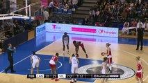 Replay - Eurocoupe féminine (1/2 retour) : Basket Landes - Villeneuve d'Ascq