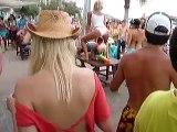 BORA BORA IBIZA 2006 AGOSTO ESPECTACULO