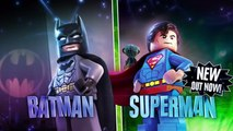 LEGO Dimensions DC Comics Trailer (PS4/PS3/Xbox One/Xbox 360/Wii U)