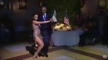 President Barack Obama dances tango - Obama Baila Tango - Барак Обама танцует танго