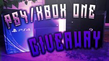 PS4 AND XBOX ONE GIVEAWAY!!! (HUGE CONSOLE GIVEAWAY) + THE DIVISION GIVEAWAY