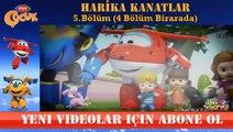 Video HARİKA KANATLAR 5 BÖLÜM İZLE