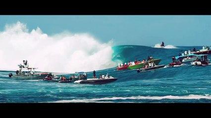 Tahitian Surf - POINT BREAK (2015)